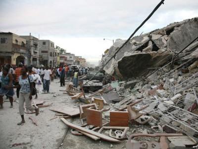 Самое известное землетрясение доклад