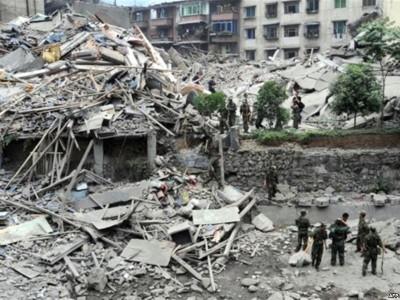 Землетрясение в 7 баллов называется